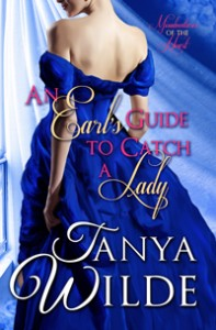 Book Cover: An Earl's guide to catch a Lady