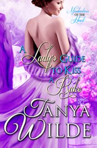 Book Cover: A Lady's Guide to Kiss a Rake