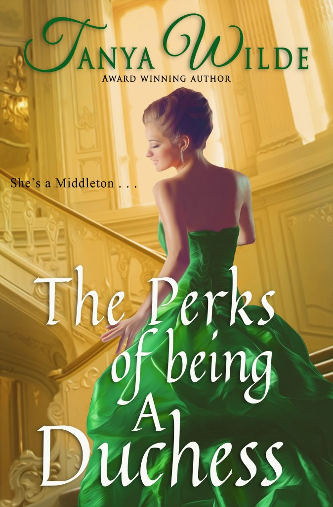 NEW The Perks of Being A Duchess_Quintessential font