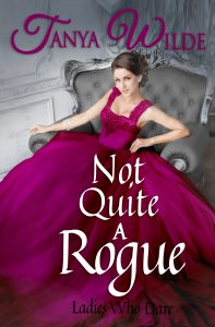Book Cover: Not Quite A Rogue
